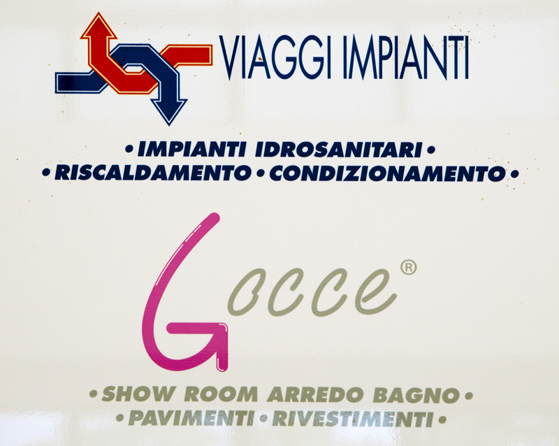 Show Room Gocce